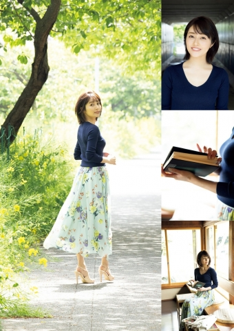 Manami Shindo the Kings Brunch reporter took off everything002