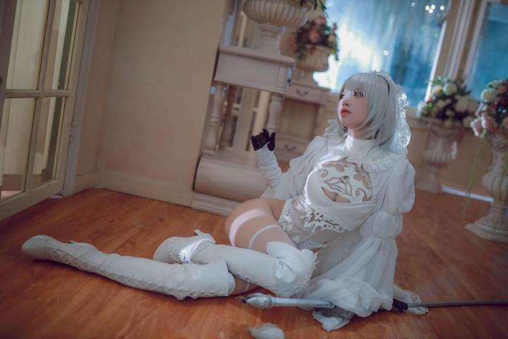 White Version NieR_Automata007