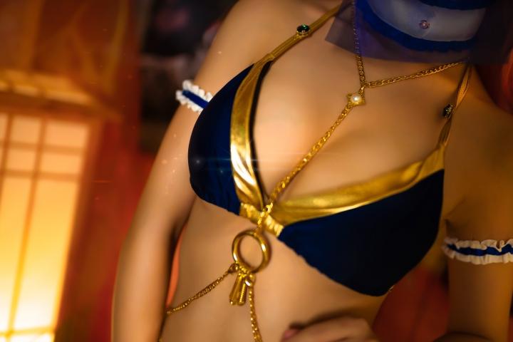 Arabian Bikini Tamamo no Mae FGO021