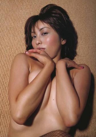 Asami Kumakiri Swimsuit underwear gravure Perfect hip of 40 years old007