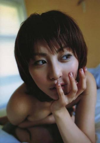 Asami Kumakiri Swimsuit underwear gravure Perfect hip of 40 years old008