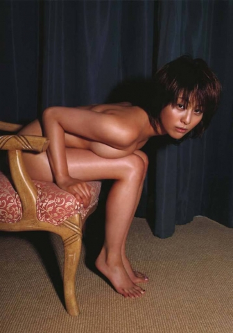 Asami Kumakiri Swimsuit underwear gravure Perfect hip of 40 years old032