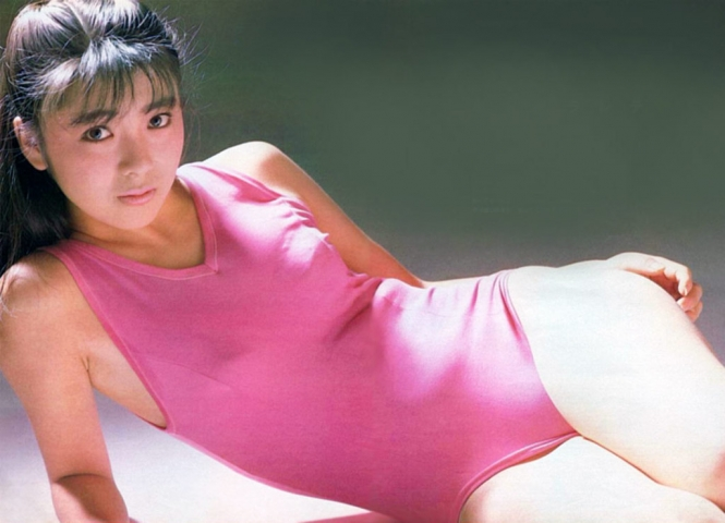 Yami Arimori swimsuit gravure u003