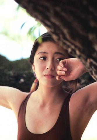 Yami Arimori swimsuit gravure u004