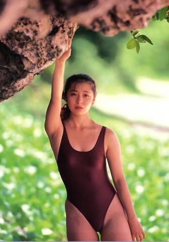 Yami Arimori swimsuit gravure u005