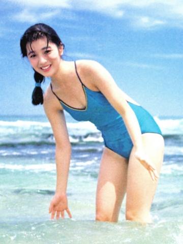 Yami Arimori swimsuit gravure u011