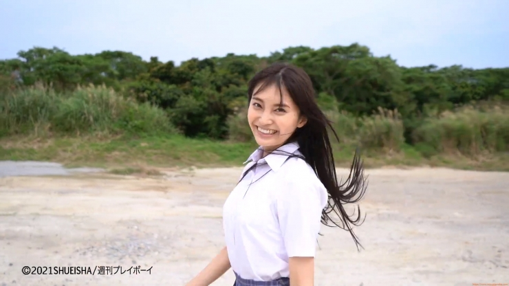 Rina Koyama swimsuit gravure 18 years old sun smiles gravure debut to be congratulated004