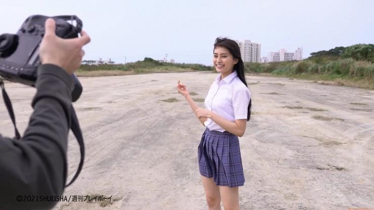 Rina Koyama swimsuit gravure 18 years old sun smiles gravure debut to be congratulated007