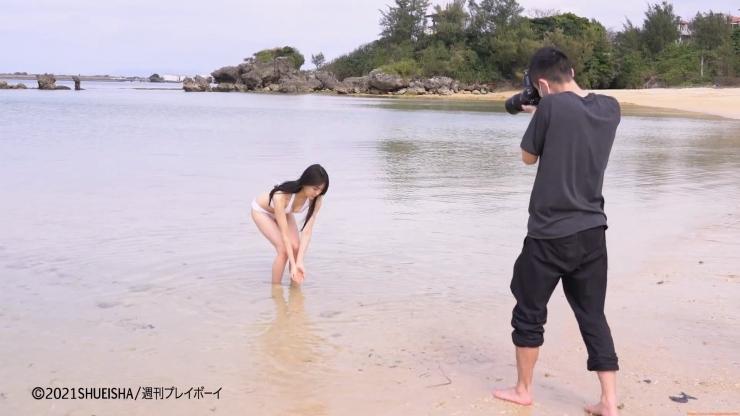 Rina Koyama swimsuit gravure 18 years old sun smiles gravure debut to be congratulated018
