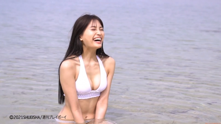 Rina Koyama swimsuit gravure 18 years old sun smiles gravure debut to be congratulated025
