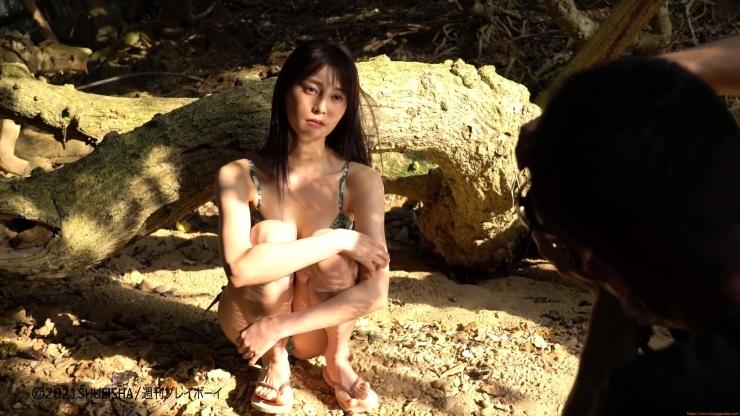 Rina Koyama swimsuit gravure 18 years old sun smiles gravure debut to be congratulated041