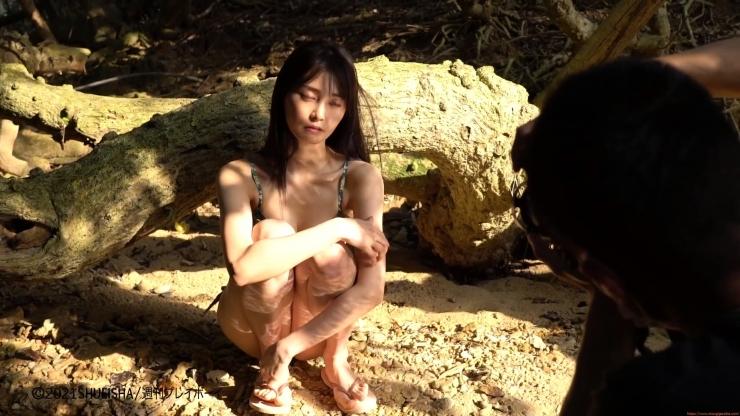 Rina Koyama swimsuit gravure 18 years old sun smiles gravure debut to be congratulated042