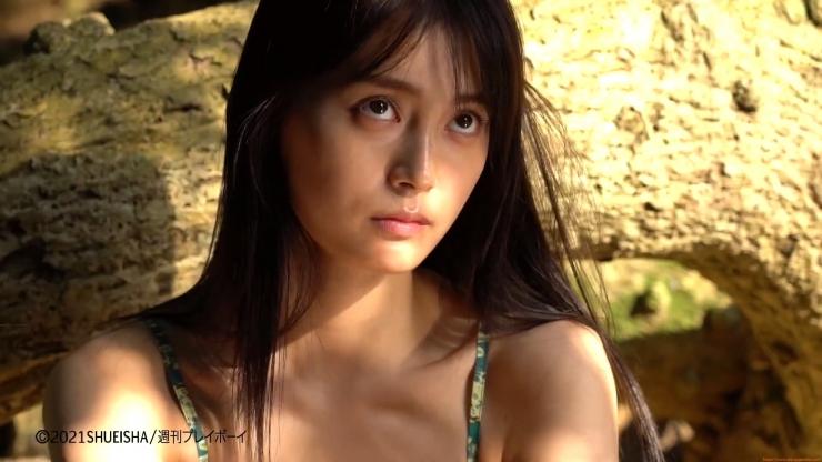 Rina Koyama swimsuit gravure 18 years old sun smiles gravure debut to be congratulated043