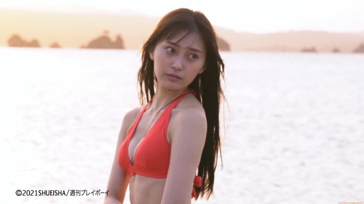 Rina Koyama swimsuit gravure 18 years old sun smiles gravure debut to be congratulated049