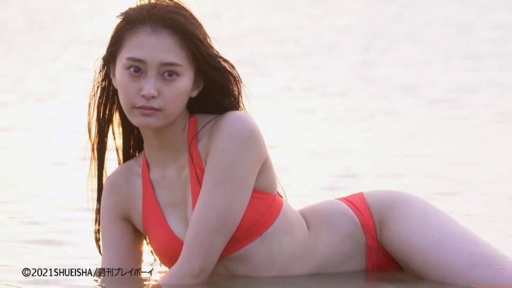 Rina Koyama swimsuit gravure 18 years old sun smiles gravure debut to be congratulated052