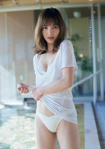 Honoka Swimsuit GravureThe End of Mysterious Journey001