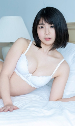 Momoko Ikeda swimsuit underwear gravure I may have taken off a little too much006