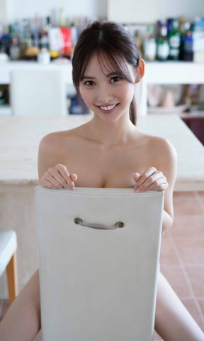 Anon swimsuit gravureThe body with a lot of presence007