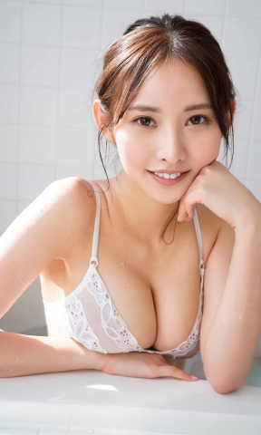 Anon swimsuit gravureThe body with a lot of presence022