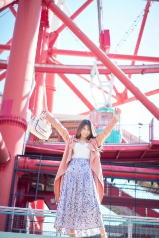 Mimi Nakamura secret date swimsuit gravure009