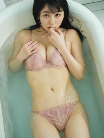 Kurie Mi Bath Lingerie011