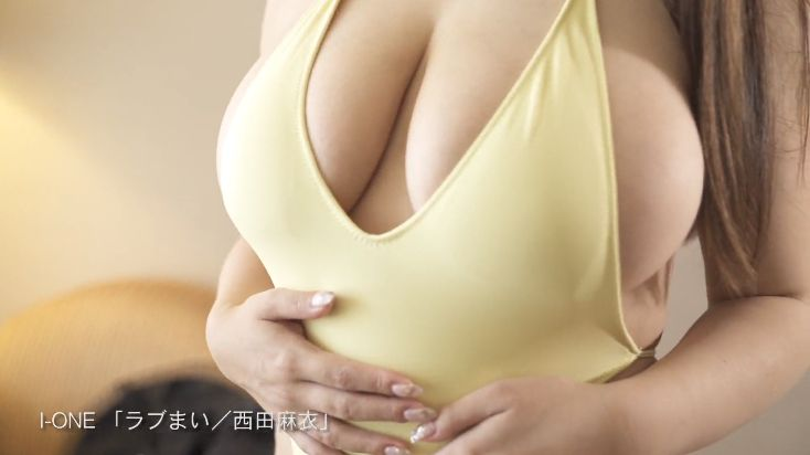 New Icup in swimsuit gravure by Mai Nishida007