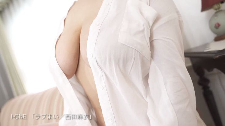 New Icup in swimsuit gravure by Mai Nishida015