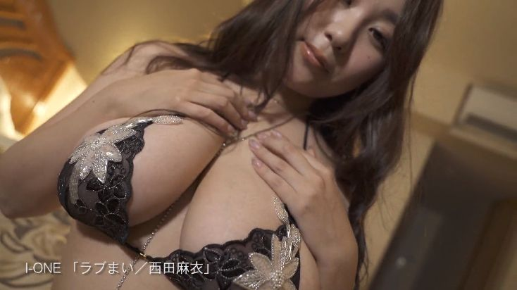 New Icup in swimsuit gravure by Mai Nishida020