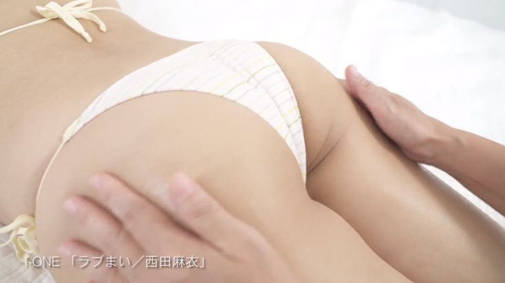 New Icup in swimsuit gravure by Mai Nishida032