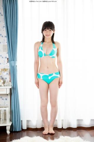 Risa Sawamura swimsuit gravure Fresh bikini001
