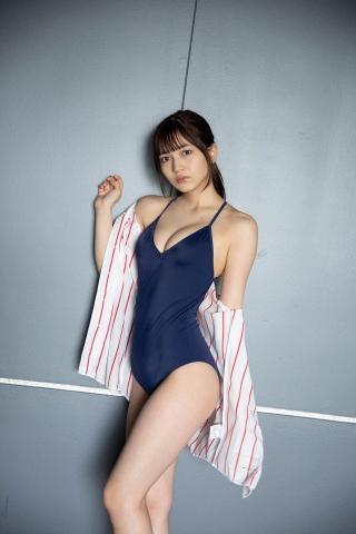 Nanako Kurosaki Baseball Girl and School Swimsuit009