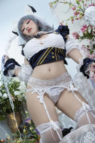 Sexy Underwear Cheshire Azure Lane009