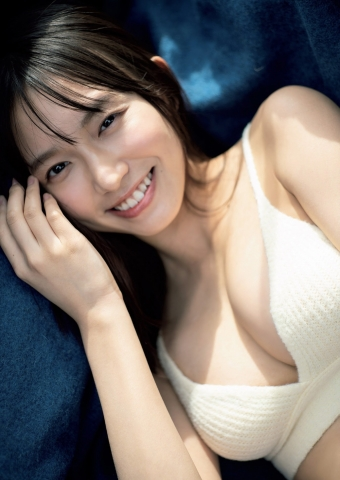 Shida Onda swimsuit gravureFemale college students Golden Week the best time to get excited007