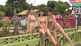 Aika Sawaguchi Luna Toyota Haruka Arai The most beautiful girls in Miss Maga060
