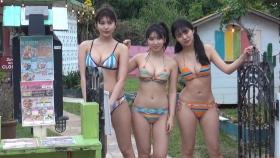 Aika Sawaguchi Luna Toyota Haruka Arai The most beautiful girls in Miss Maga064