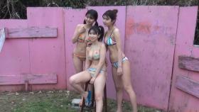 Aika Sawaguchi Luna Toyota Haruka Arai The most beautiful girls in Miss Maga068