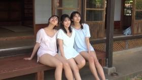 Aika Sawaguchi Luna Toyota Haruka Arai The most beautiful girls in Miss Maga094
