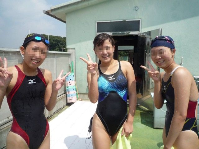 Swimsuit Competition: A compilation of older women in school swimsuits022