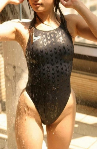 Swimsuit Competition: A compilation of older women in school swimsuits042