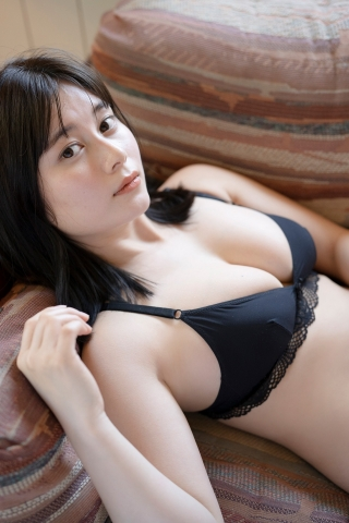 Sakurako Okubo Swimsuit Gravure My strongest heroine011