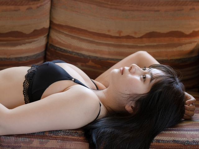 Sakurako Okubo Swimsuit Gravure My strongest heroine018