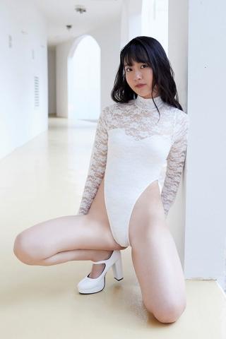 Momoka Hayashida, the highlegged super rookieis here019