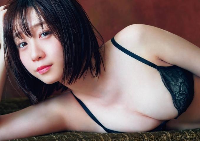Iori Moe swimsuit gravure rumored god cosplayer018