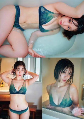 Iori Moe swimsuit gravure rumored god cosplayer020