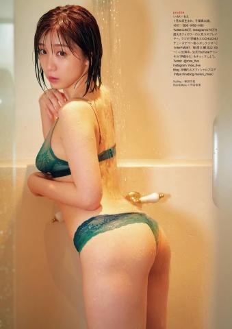 Iori Moe swimsuit gravure rumored god cosplayer022