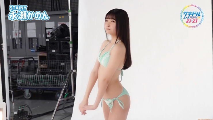 Kanon Nagase swimsuit gravure How can it be only cute001