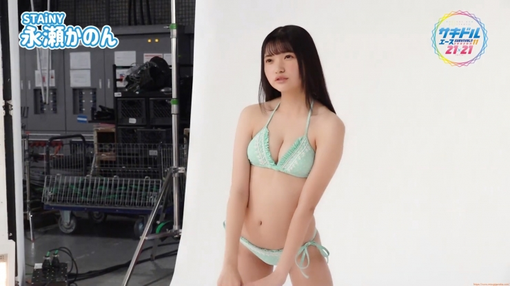 Kanon Nagase swimsuit gravure How can it be only cute003