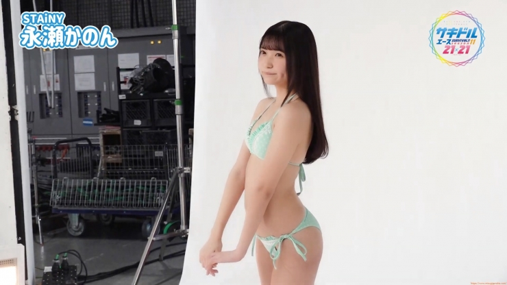 Kanon Nagase swimsuit gravure How can it be only cute002