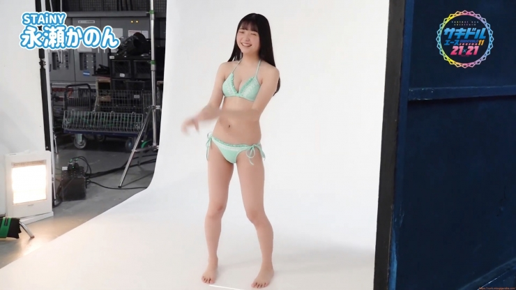 Kanon Nagase swimsuit gravure How can it be only cute008
