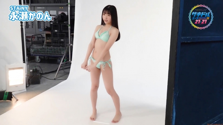 Kanon Nagase swimsuit gravure How can it be only cute009